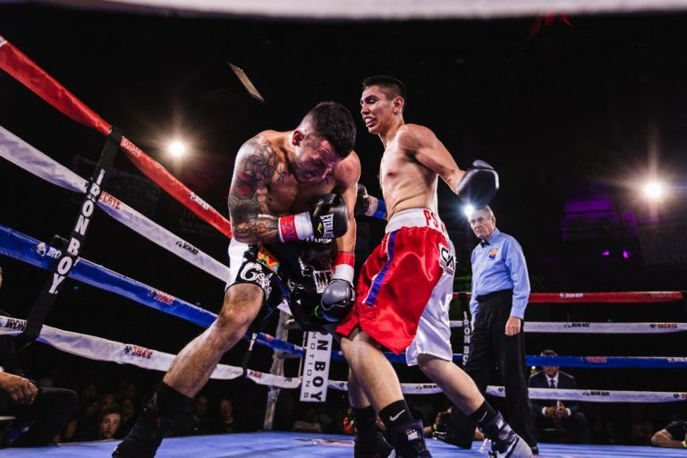 Do you focus too much on your opponent before or during a boxing match