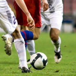 Are You a Footballer Who Worries About Your Opponents