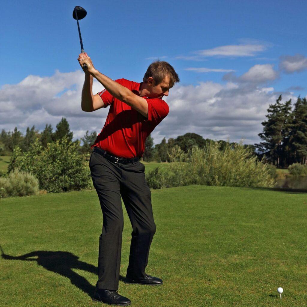 David Charlton Sport Psychologist Golfer