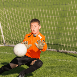 Helping Young Goalkeepers Gain Self Confidence