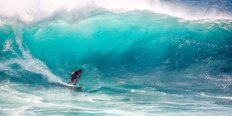 Riding the waves of transition