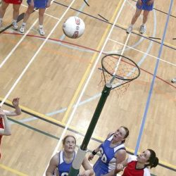How to Deal with Distractions on the Netball Court