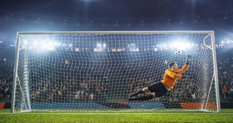 goalkeeper focus