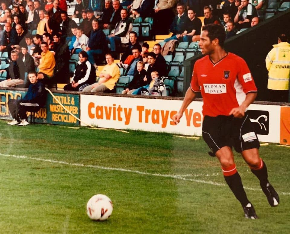 Julian Dowe Professional Football