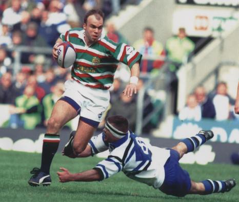 Steve Hackney rugby